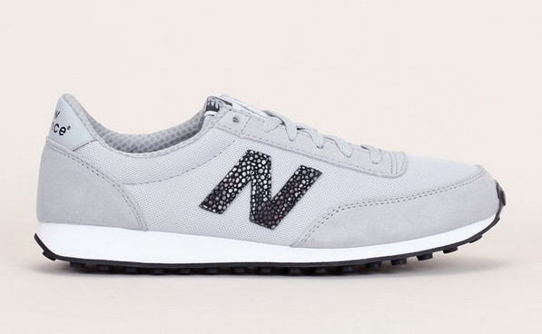 New Balance Sneakers Classics Traditionnel grises claires - Baskets Femme Monshowroom