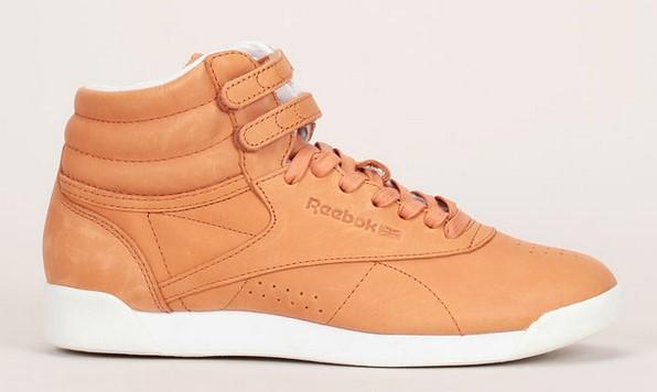 Reebok Sneakers montantes cognac Hi Face
