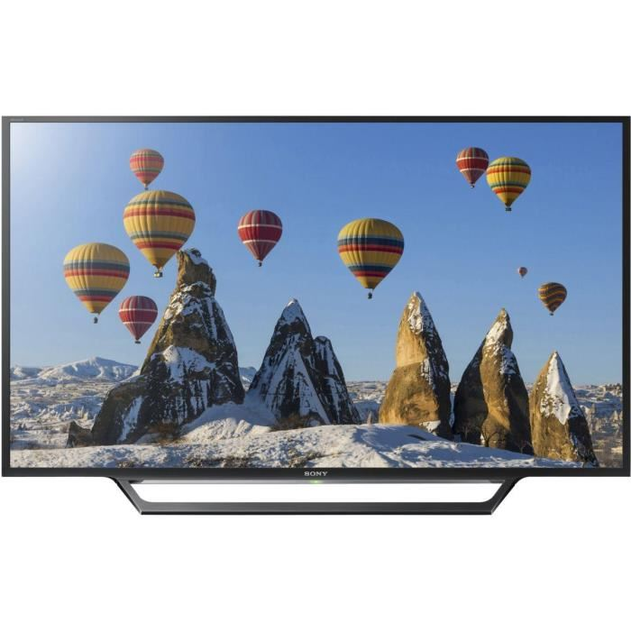 sony kdl40wd650 tv led full hd 100cm pas cher t l viseur cdiscount soldes cdiscount top soldes. Black Bedroom Furniture Sets. Home Design Ideas