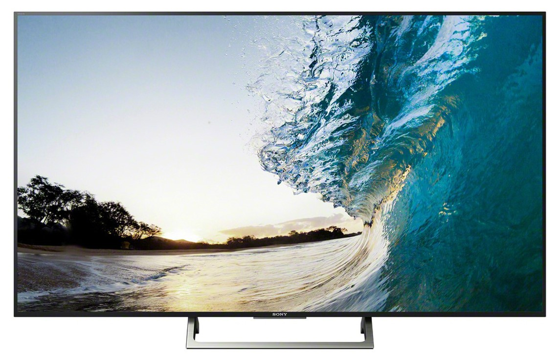 TV LED Sony KD49XE9005 4K UHD