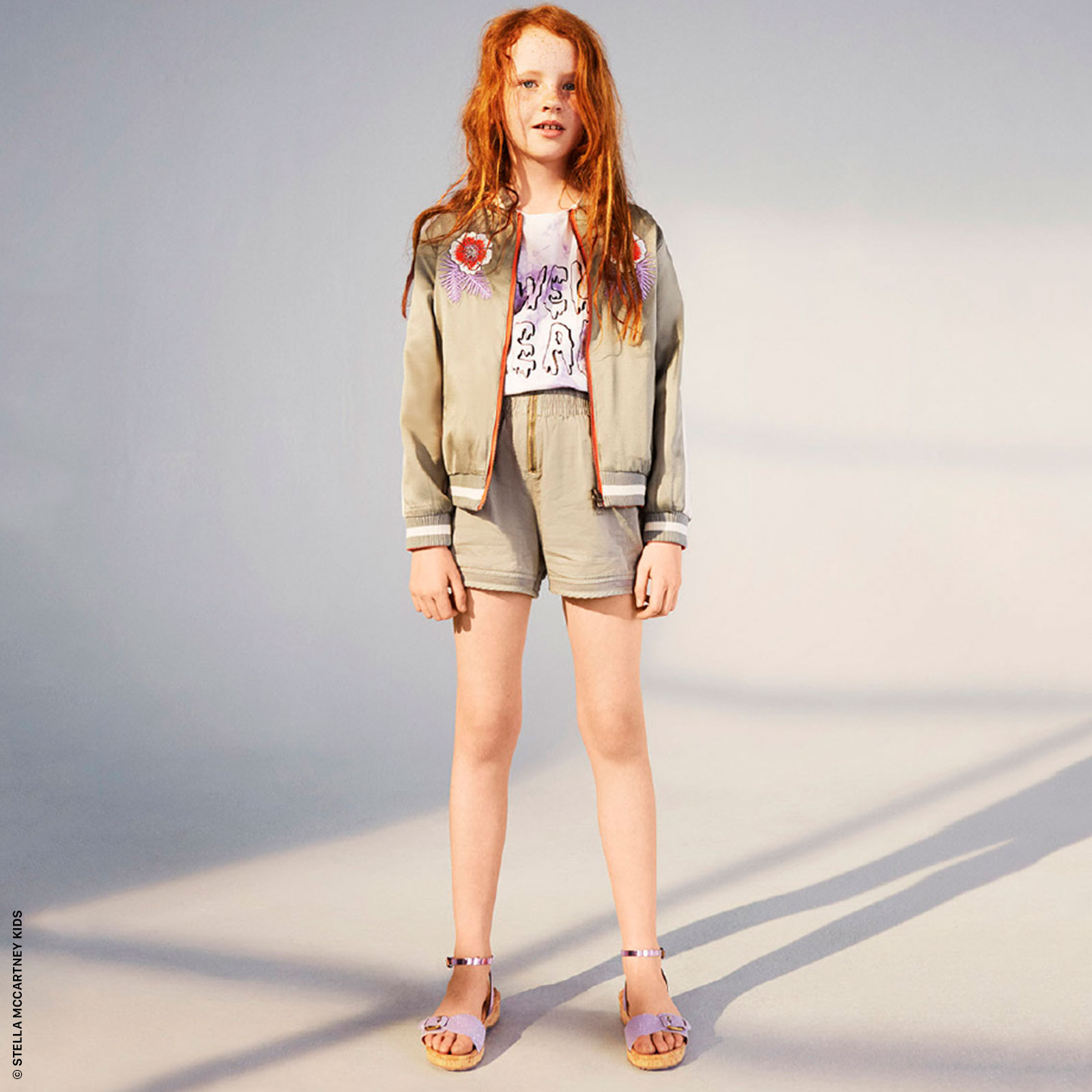 Bomber réversible Willow Stella McCartney Kids