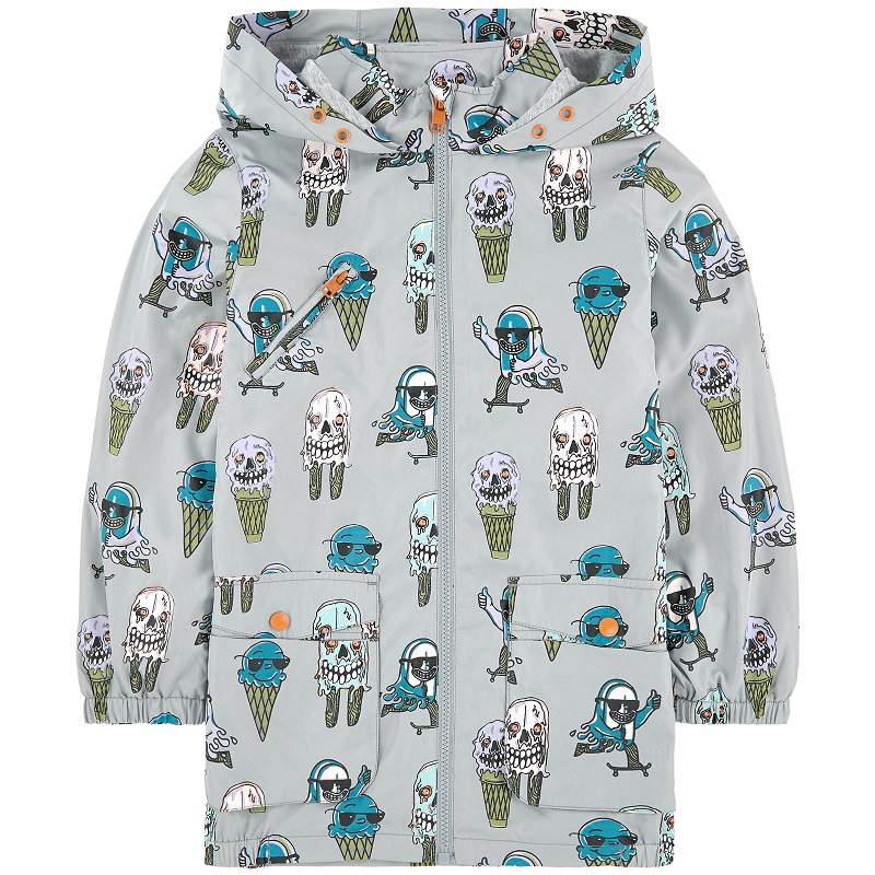 Coupe-vent imprimé Jax Stella McCartney Kids