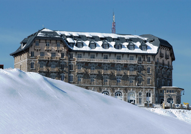 Location Ski Superbagnères Vacances Lagranges - Village Club du Soleil