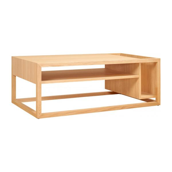 Kott Table Basse Avec Bar En Ch Ne Habitat Table Basse