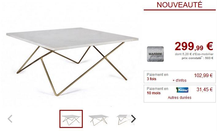 vente unique top promo vente unique meubles et deco pas cher ventes pas. Black Bedroom Furniture Sets. Home Design Ideas