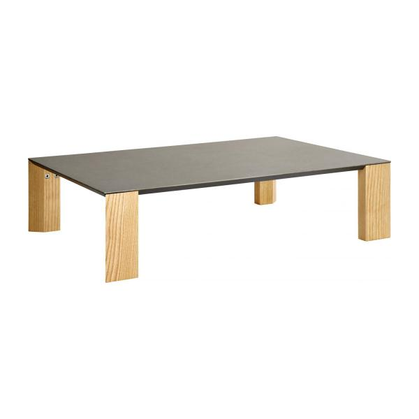Giulia table basse en c ramique avec impression marbre - Table ceramique italie ...