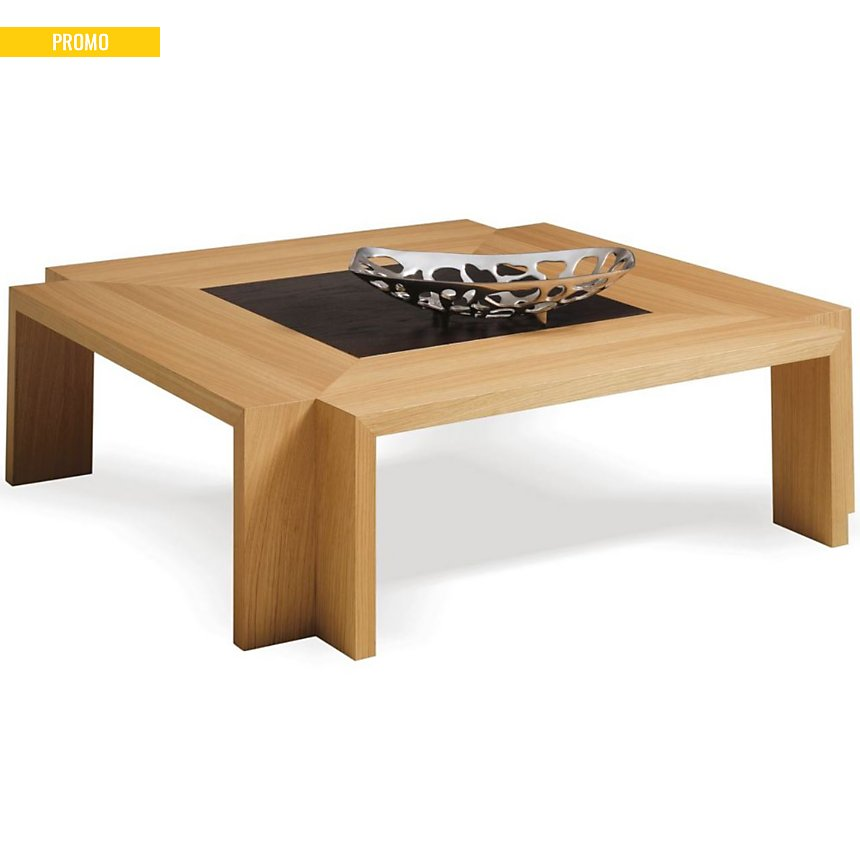 Table basse Madère pas cher - Soldes Table basse Camif