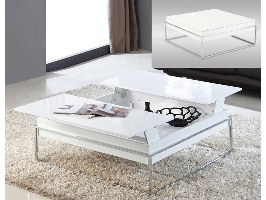 soldes table basse vente unique table basse gamma. Black Bedroom Furniture Sets. Home Design Ideas