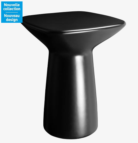 table de jardin habitat feldz table en fibre de pierre. Black Bedroom Furniture Sets. Home Design Ideas