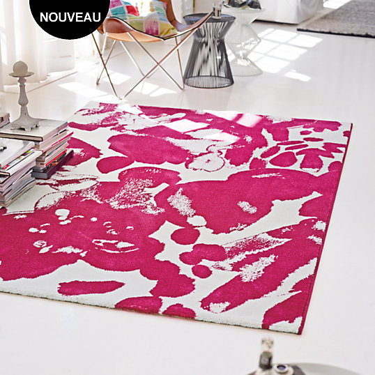 tapis camif tapis energize esprit home rose ventes pas. Black Bedroom Furniture Sets. Home Design Ideas