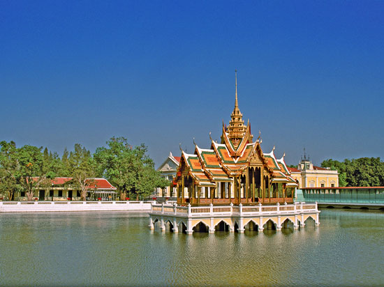 Circuit Thailande Carrefour Voyages - De Bangkok au Triangle d'Or