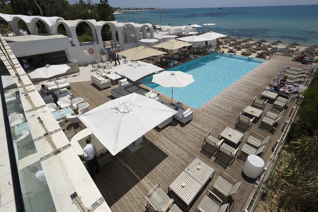 Hôtel Sindbad 5* à Hammamet en Tunisie