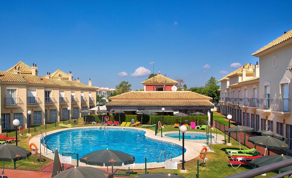 Top Clubs Golf Playa Islantilla 3* à Islantilla en Espagne