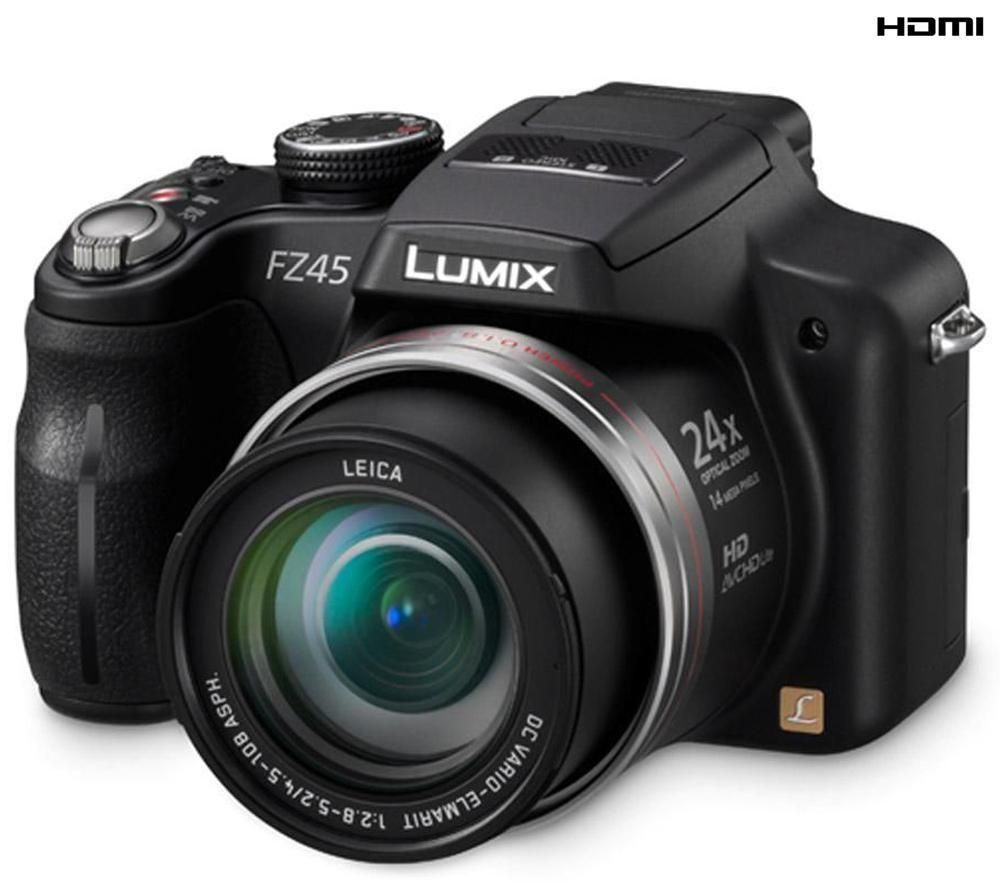 Lumix DMC-FZ45 PANASONIC