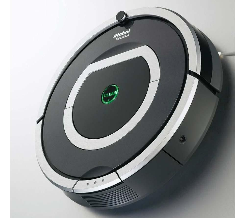 i robot aspirateur robot roomba 780 aspirateur carrefour. Black Bedroom Furniture Sets. Home Design Ideas
