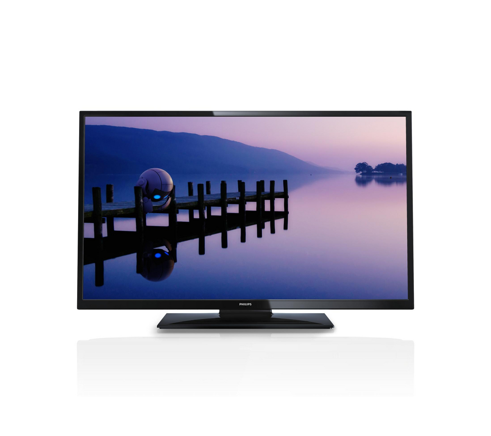 philips tv led 32pfl3018h t l viseur led carrefour. Black Bedroom Furniture Sets. Home Design Ideas