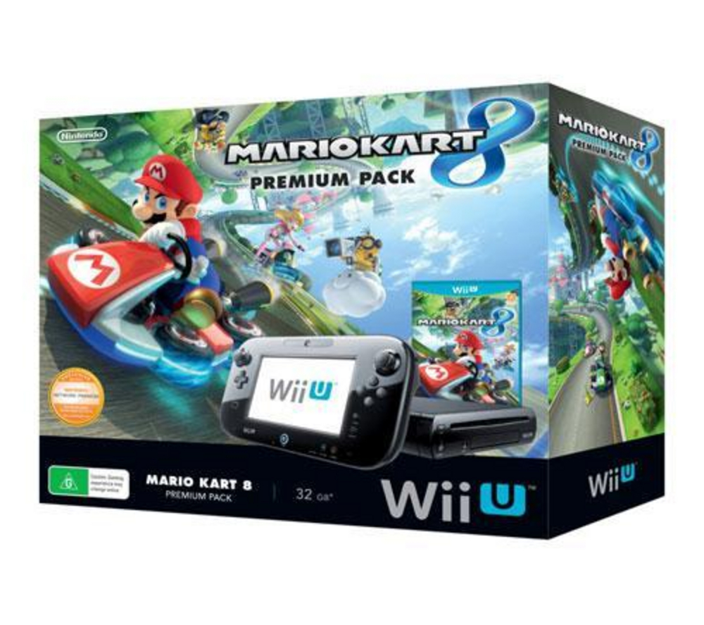 console carrefour nintendo pack console wii u jeu wii. Black Bedroom Furniture Sets. Home Design Ideas