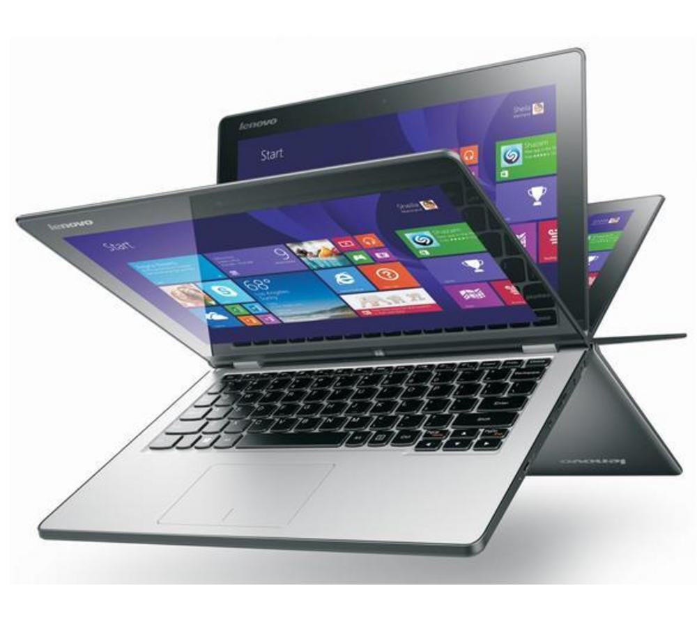 pc portable carrefour lenovo ordinateur portable yoga 2