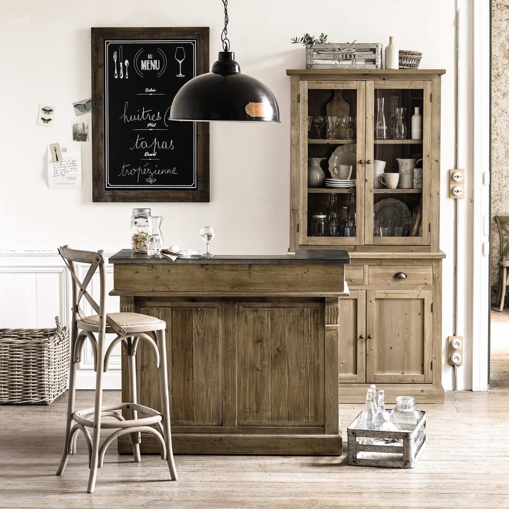 Vaisselier 2 portes et 2 tiroirs Périgord - Maisons du Monde