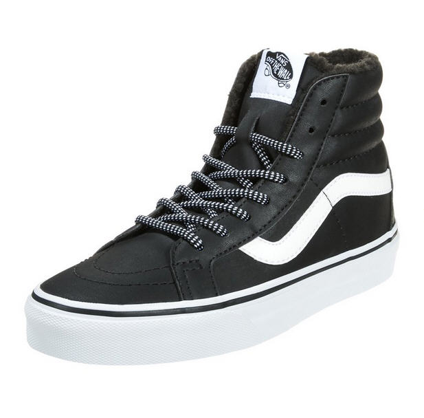 vans sk8 baskets montantes noir baskets femme zalando ventes pas. Black Bedroom Furniture Sets. Home Design Ideas