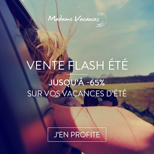 Vente Flash Madame vacances