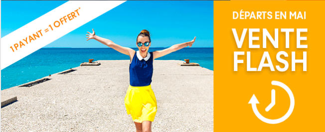 Vente Flash Thomas Cook