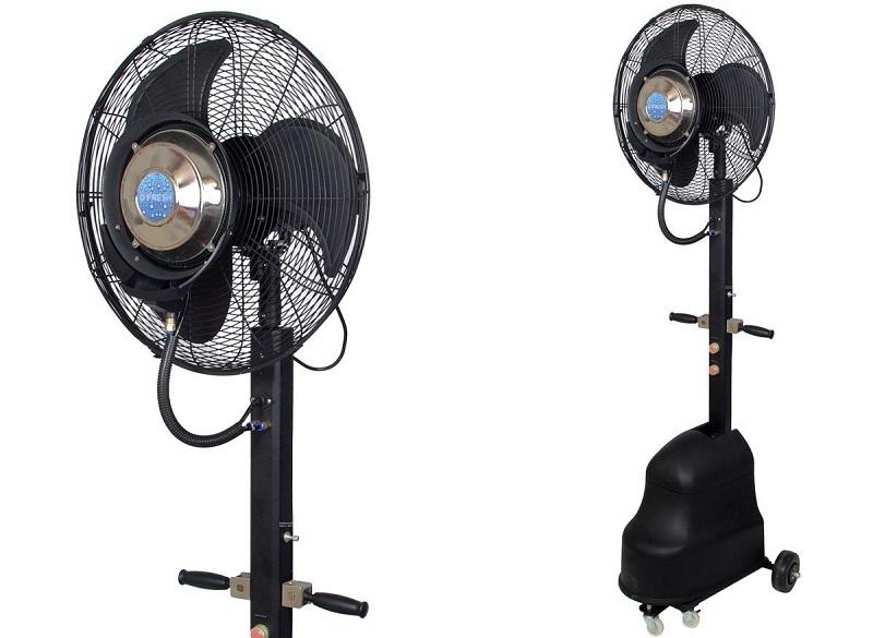 Ventilateur brumisateur haute performance 180 cm - ManoMano