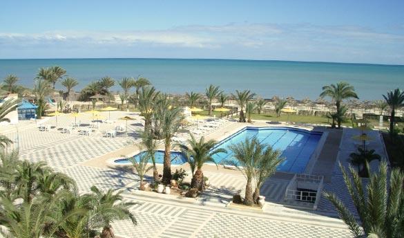 voyage tunisie lastminute djerba h tel eden beach 3 ventes pas. Black Bedroom Furniture Sets. Home Design Ideas