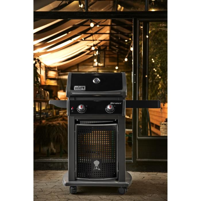weber barbecue gaz spirit eo 210 pas cher soldes. Black Bedroom Furniture Sets. Home Design Ideas