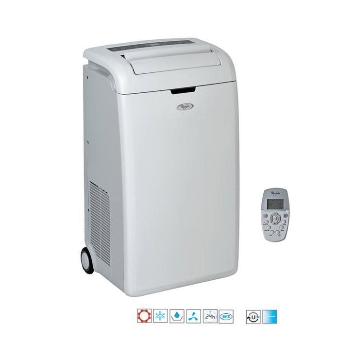 CLIMATISEUR WHIRLPOOL AMD091 -