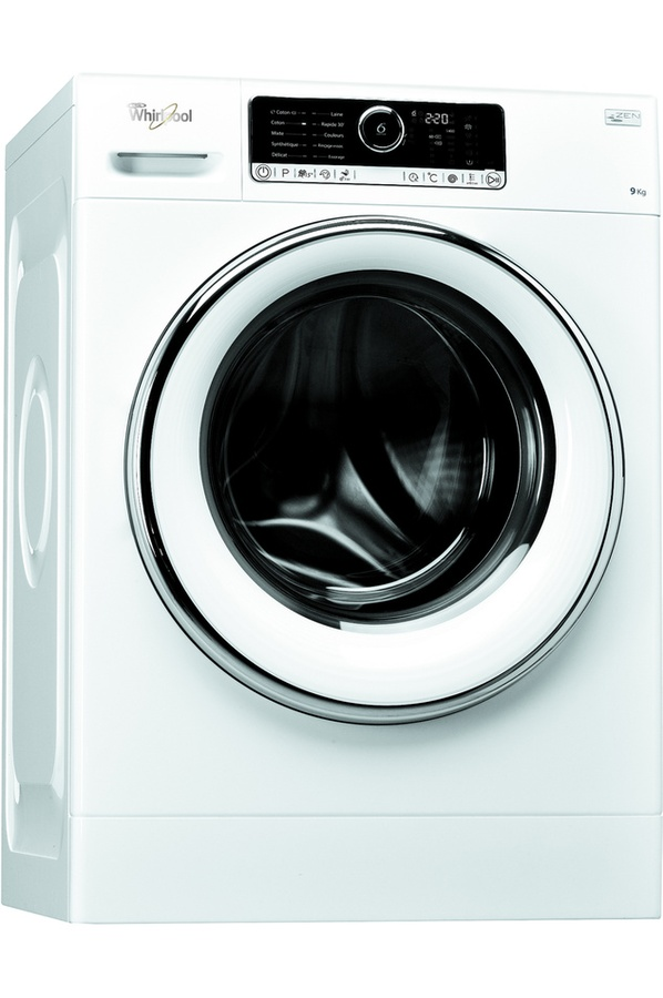Lave linge hublot Whirlpool FSCR90427 SUPREME CARE - Darty