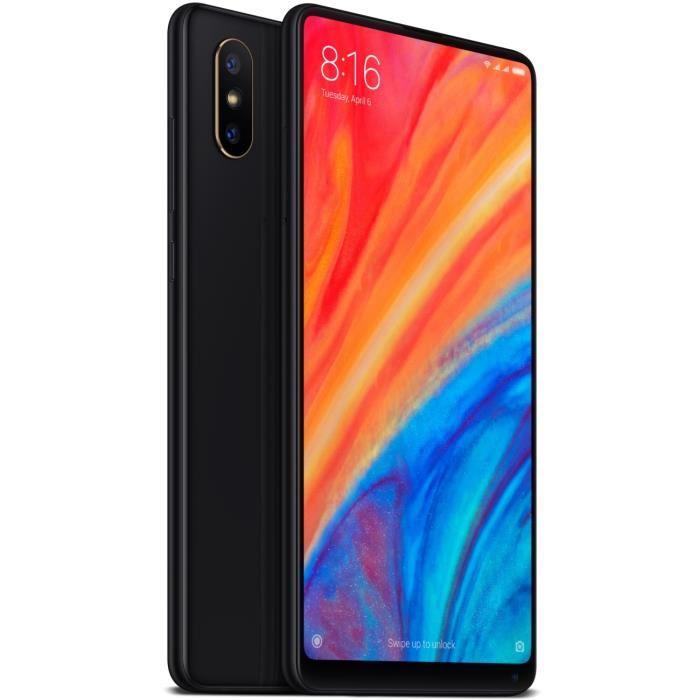 Smartphone Mi MIX 2S XIAOMI 128 Go Noir