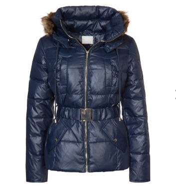 Zalando Collection Doudoune bleu - Doudoune Zalando Femme